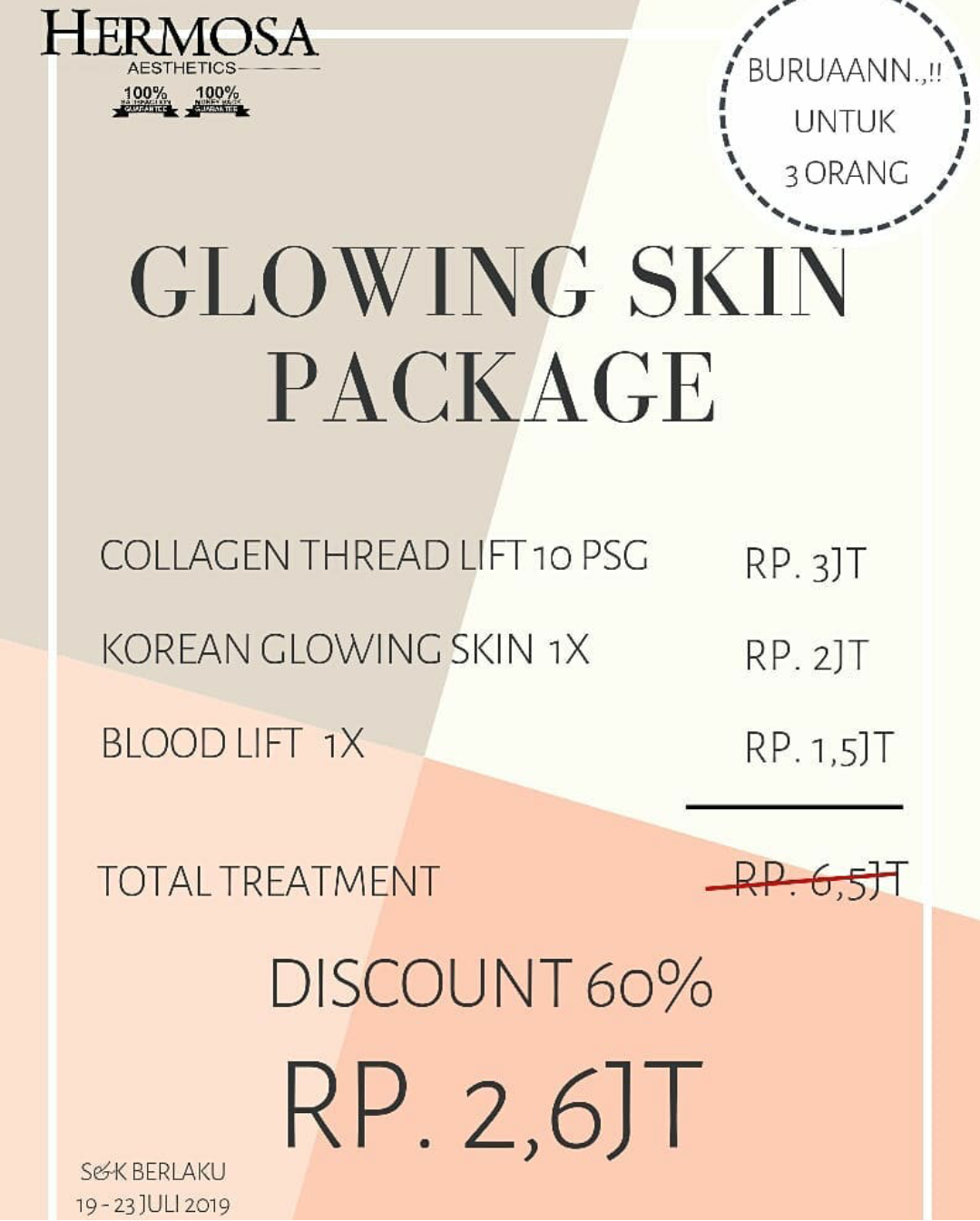 GLOWING SKIN PACKAGE