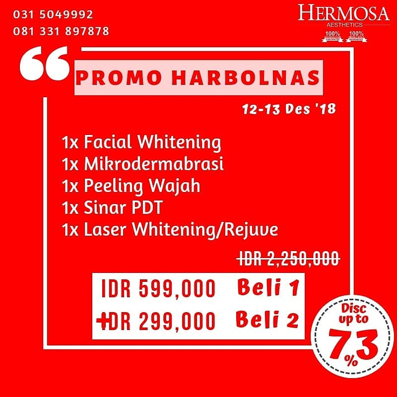 PROMO HALBOLNAS, DISCON UP TO 70%